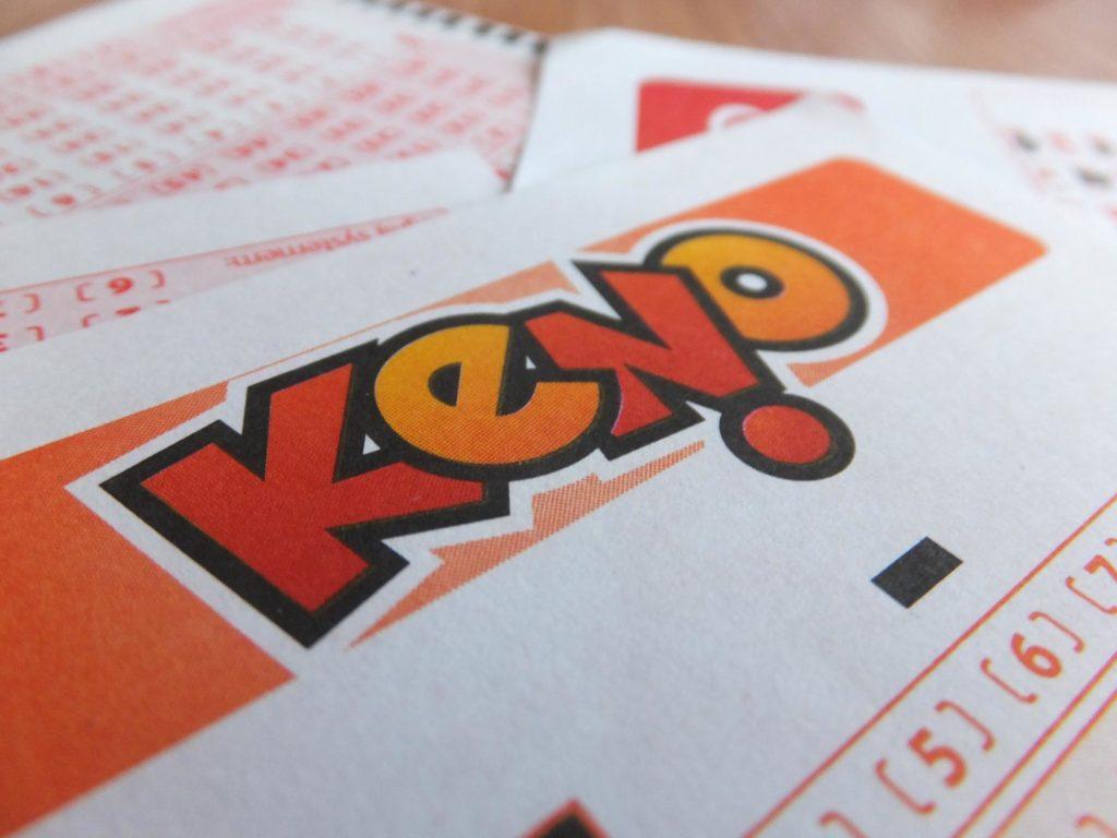 keno, keno online, zdrapki, loteria, piłki, losowanie